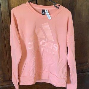 Women's Adidas size M sweatshirt